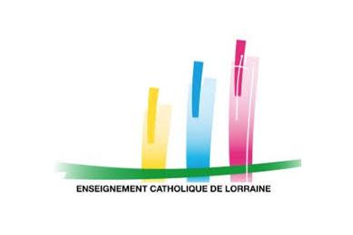 logo enseignement catholique de lorraine